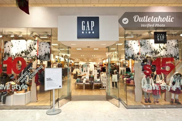 Photos of Gap Kids Outlet, Palmanova Outlet Village — Friuli ...