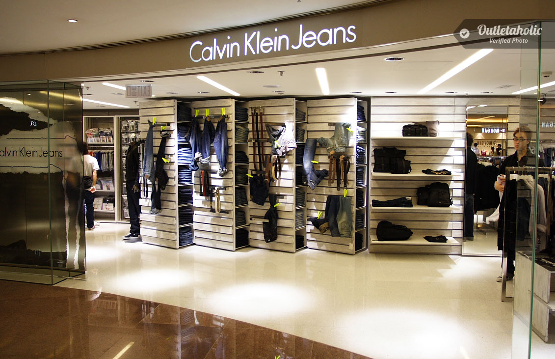 Photos of Calvin Klein Jeans Outlet, Palmanova Outlet Village ...