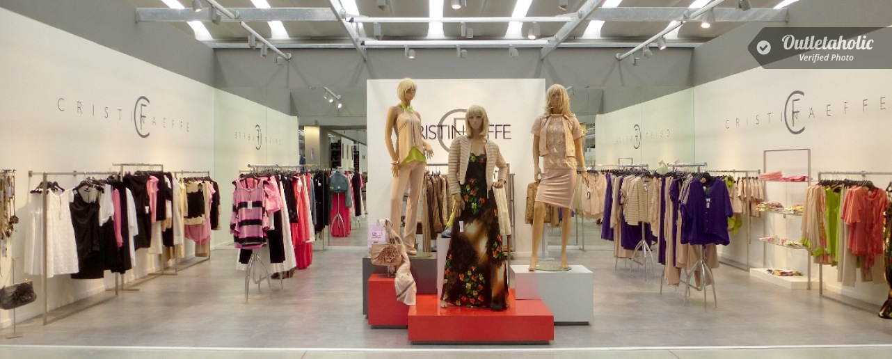 Photos of Cristina Effe Outlet, Big & Chic: San Marino Factory ...
