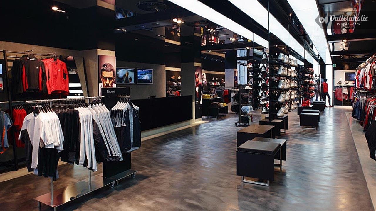 Photos of Adidas / Reebok Outlet, Palmanova Outlet Village — Friuli ...
