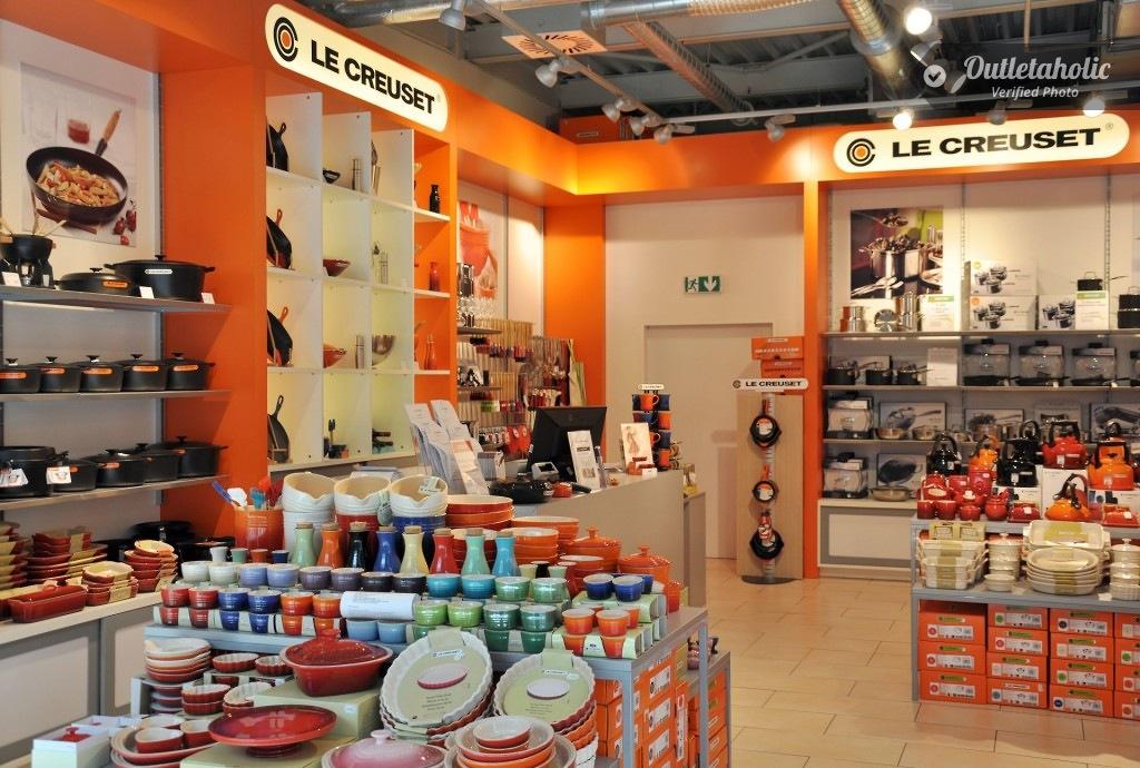 Photos Of Le Creuset Outlet Fashion Arena Center Hlavní Město Praha Czech Republic Outletaholic