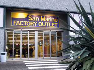 Big & Chic: San Marino Factory Outlet — San Marino, San Marino ...