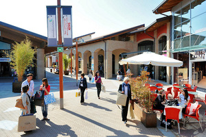 Outlets of Mondovicino Outlet Village — Piedmont, Italy ...