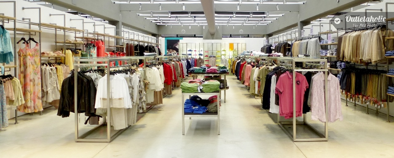 Photos of Valentino Fashion Group Factory Outlet, Big & Chic: San ...