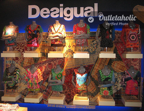 Photos of Desigual Outlet, Palmanova Outlet Village — Friuli ...